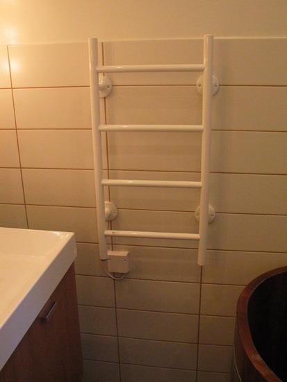 Badrummet före efter